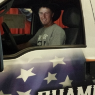 Caption: Weston Mann - The Truck Winner