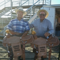 Caption: Legends WInners - Jim Braun and Roy Jarrard