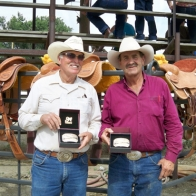Caption: 7 Winners - Jim Smith and Lonnie Schwend