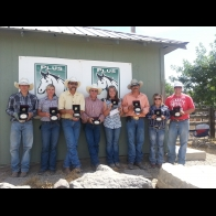 Caption: 7 Buckle Winners