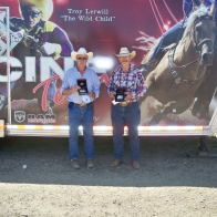 Caption: Legends Winners - Gary Fales and Mike Greenough