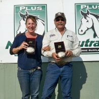 Caption: Tawnya and Don Kincheloe - Incentive WInners