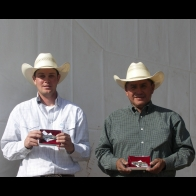 Caption: Jake Minor and Victor Begay - 15 Champions