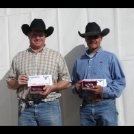 Caption: Witt Crowser and Jeff Thorstenson - 13 Champions
