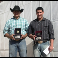 Caption: Dallas Chavez and Steven Daniels - 11 Champions