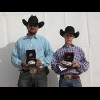 Caption: EJ Kaufman and Bryce Stodhill - 10 Incentive Champions