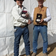 Caption: Greg Singletary and Pete Magill - 10 G  Incentive Champions