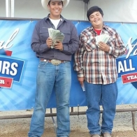 Caption: Steven Gaona and Bryce Garcia - Big Gun\'s Champions